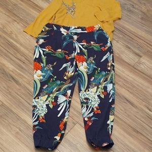 Philosophy Tropical joggers